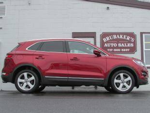 2017 Lincoln MKC for sale at Brubakers Auto Sales in Myerstown PA