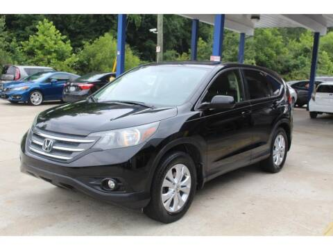 2012 Honda CR-V for sale at Inline Auto Sales in Fuquay Varina NC