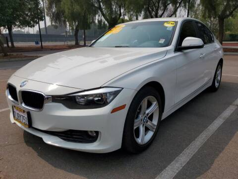 2015 BMW 3 Series for sale at ALL CREDIT AUTO SALES in San Jose CA