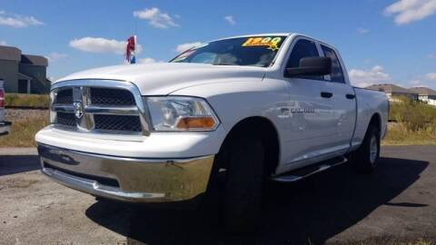 2011 RAM Ram Pickup 1500 for sale at GP Auto Connection Group in Haines City FL