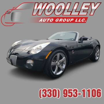 2007 Pontiac Solstice for sale at Woolley Auto Group LLC in Poland OH