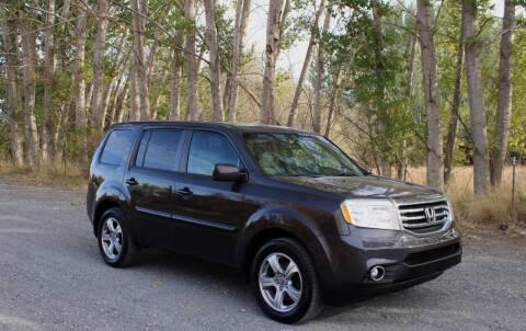 2014 Honda Pilot for sale at Northwest Premier Auto Sales in West Richland WA