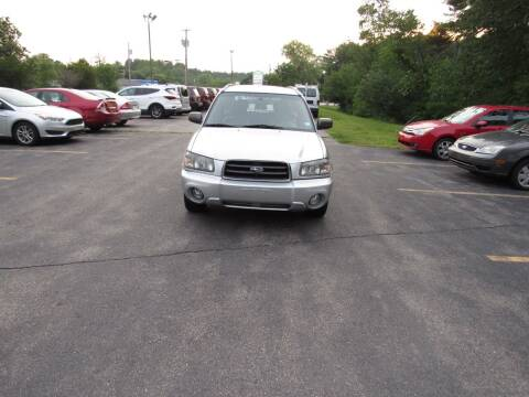 2003 Subaru Forester for sale at Heritage Truck and Auto Inc. in Londonderry NH