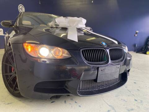 2008 BMW M3 for sale at The Car House of Garfield in Garfield NJ