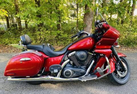 2011 Kawasaki Vulcan® 1700 Vaquero&#848 for sale at Street Track n Trail in Conneaut Lake PA