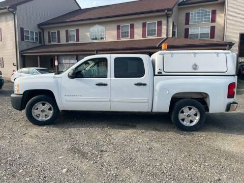 2011 Chevrolet Silverado 1500 Hybrid for sale at Upstate Auto Sales Inc. in Pittstown NY