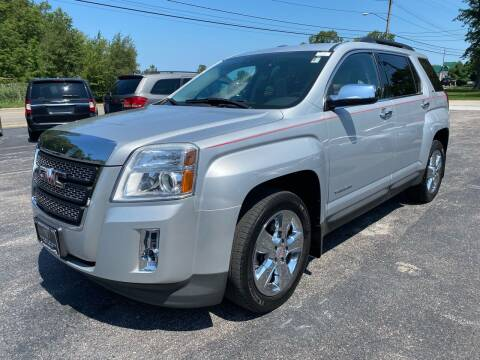 2015 GMC Terrain for sale at Erie Shores Car Connection in Ashtabula OH