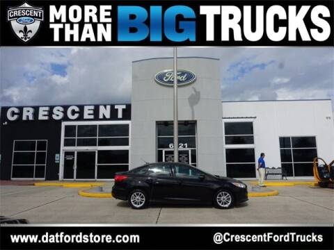 2017 Ford Focus for sale at Crescent Ford in Harahan LA