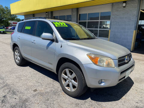 2006 Toyota RAV4 for sale at McNamara Auto Sales - Kenneth Road Lot in York PA