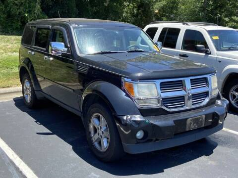 2007 Dodge Nitro for sale at Stearns Ford in Burlington NC