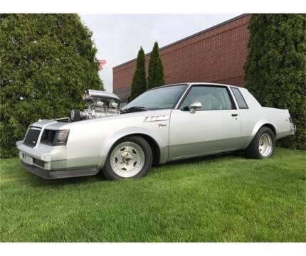 1984 Buick Regal for sale at Classic Auto Haus in Geneva IL