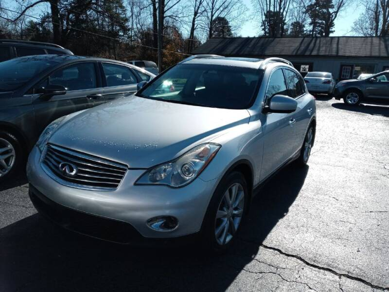 2011 Infiniti EX35 for sale at IDEAL IMPORTS WEST in Rock Hill SC
