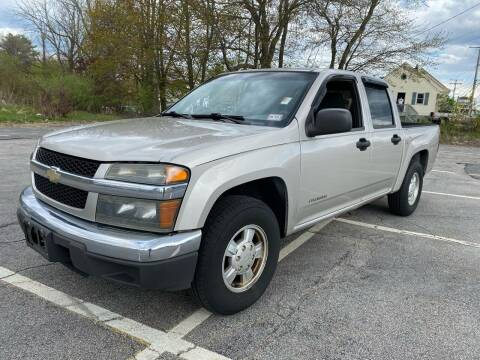2005 Chevrolet Colorado for sale at Hillcrest Motors in Derry NH