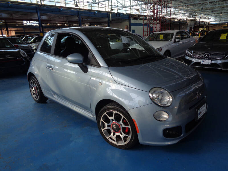 2013 FIAT 500 for sale at VML Motors LLC in Teterboro NJ