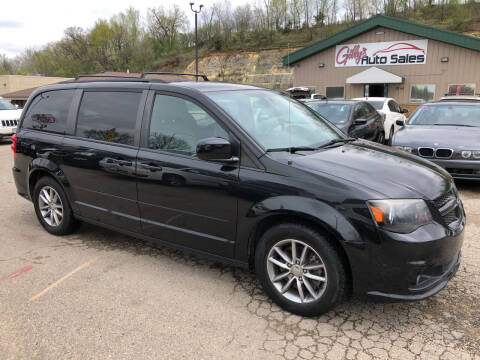 2014 Dodge Grand Caravan for sale at Gilly's Auto Sales in Rochester MN