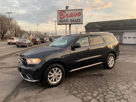 2014 Dodge Durango for sale at Bravo Auto Sales in Whitesboro NY