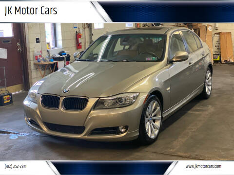 2011 BMW 3 Series for sale at JK Motor Cars in Pittsburgh PA