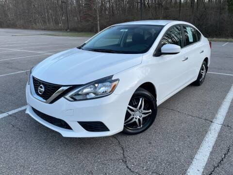 2018 Nissan Sentra for sale at Lifetime Automotive LLC in Middletown OH
