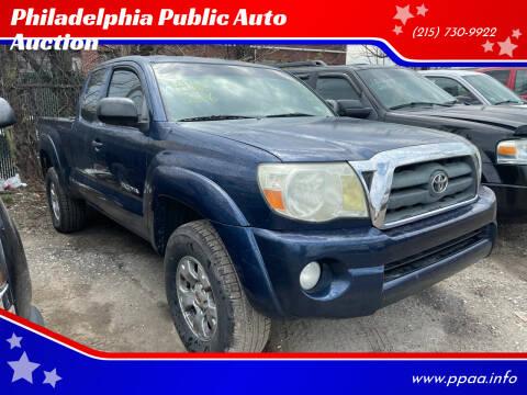 2006 Toyota Tacoma for sale at Philadelphia Public Auto Auction in Philadelphia PA