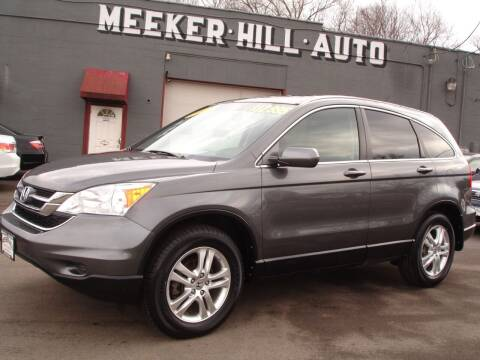 2011 Honda CR-V for sale at Meeker Hill Auto Sales in Germantown WI