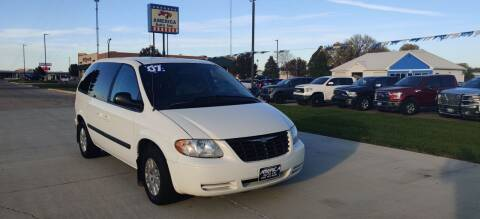 2007 Chrysler Town and Country for sale at America Auto Inc in South Sioux City NE