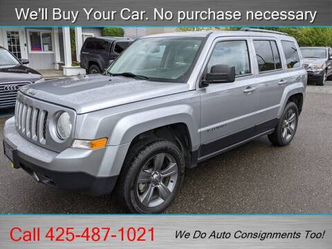 2016 Jeep Patriot for sale at Platinum Autos in Woodinville WA