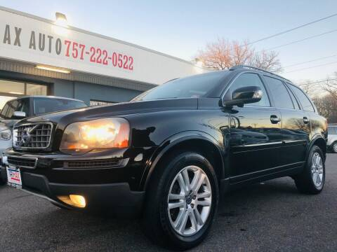 2012 Volvo XC90 for sale at Trimax Auto Group in Norfolk VA