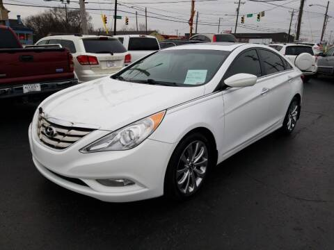 2012 Hyundai Sonata for sale at Rucker's Auto Sales Inc. in Nashville TN