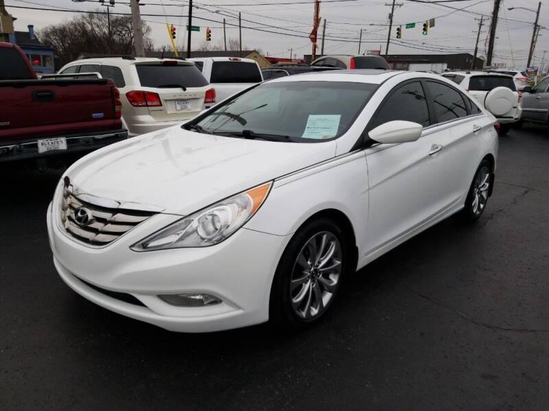 2012 Hyundai Sonata for sale at Rucker's Auto Sales Inc. in Nashville TN