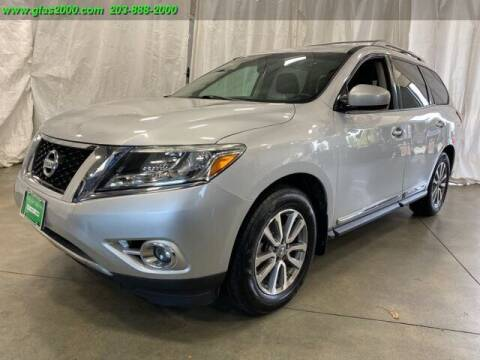 2013 Nissan Pathfinder for sale at Green Light Auto Sales LLC in Bethany CT
