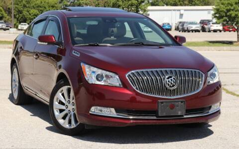 2016 Buick LaCrosse for sale at Big O Auto LLC in Omaha NE