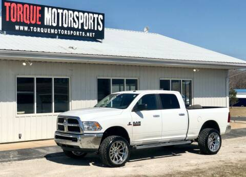 2014 RAM Ram Pickup 2500 for sale at Torque Motorsports in Rolla MO