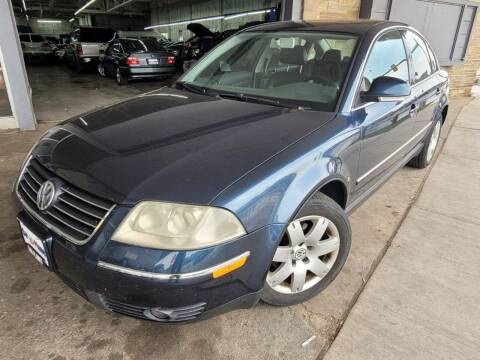 2005 Volkswagen Passat for sale at Car Planet Inc. in Milwaukee WI