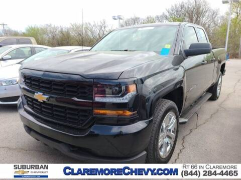 2018 Chevrolet Silverado 1500 for sale at Suburban Chevrolet in Claremore OK