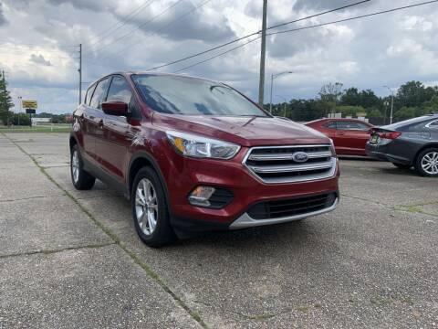 2017 Ford Escape for sale at Exit 1 Auto in Mobile AL