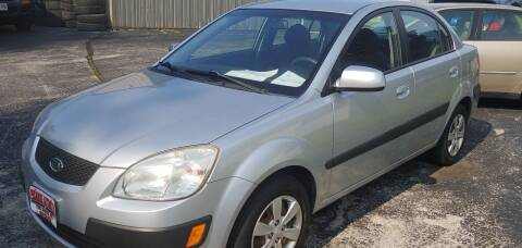 2008 Kia Rio for sale at PEKARSKE AUTOMOTIVE INC in Two Rivers WI