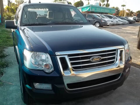 2008 Ford Explorer Sport Trac for sale at PJ's Auto World Inc in Clearwater FL