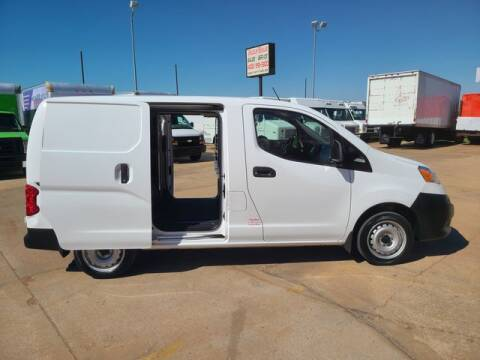 2018 Nissan NV200 for sale at TRUCK N TRAILER in Oklahoma City OK