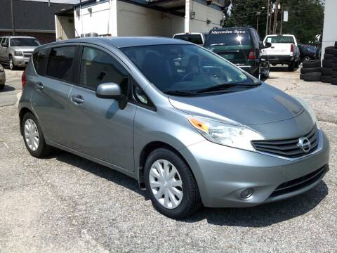 2014 Nissan Versa Note for sale at Wamsley's Auto Sales in Colonial Heights VA