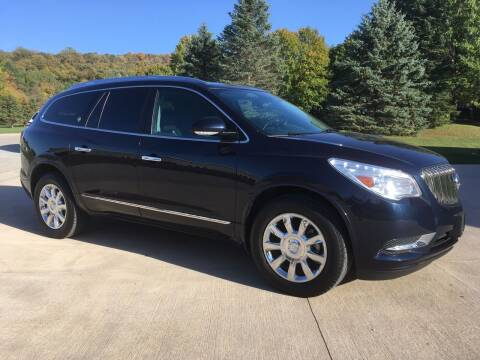 2015 Buick Enclave for sale at Kuhn Enterprises, Inc. in Fort Atkinson IA