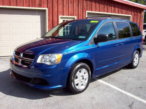 2011 Dodge Grand Caravan for sale at Clift Auto Sales in Annville PA
