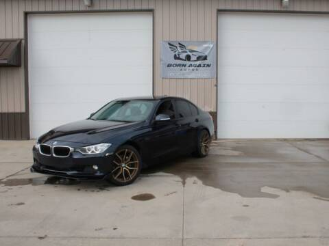 2013 BMW 3 Series for sale at Born Again Auto's in Sioux Falls SD