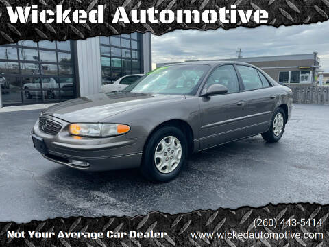 2003 Buick Regal for sale at Wicked Automotive in Fort Wayne IN