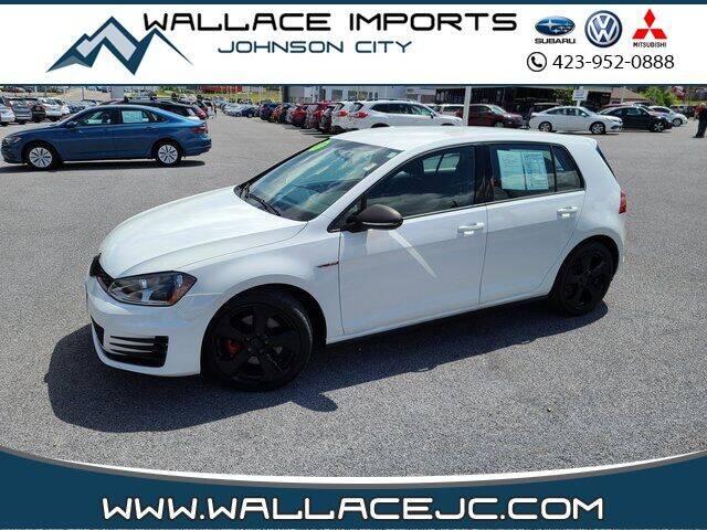 2017 Volkswagen Golf GTI S