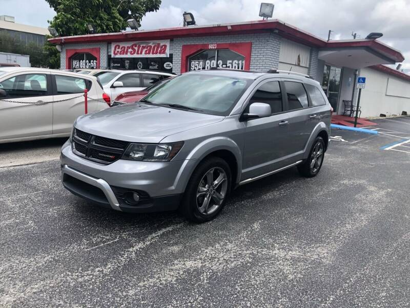2018 Dodge Journey for sale at CARSTRADA in Hollywood FL