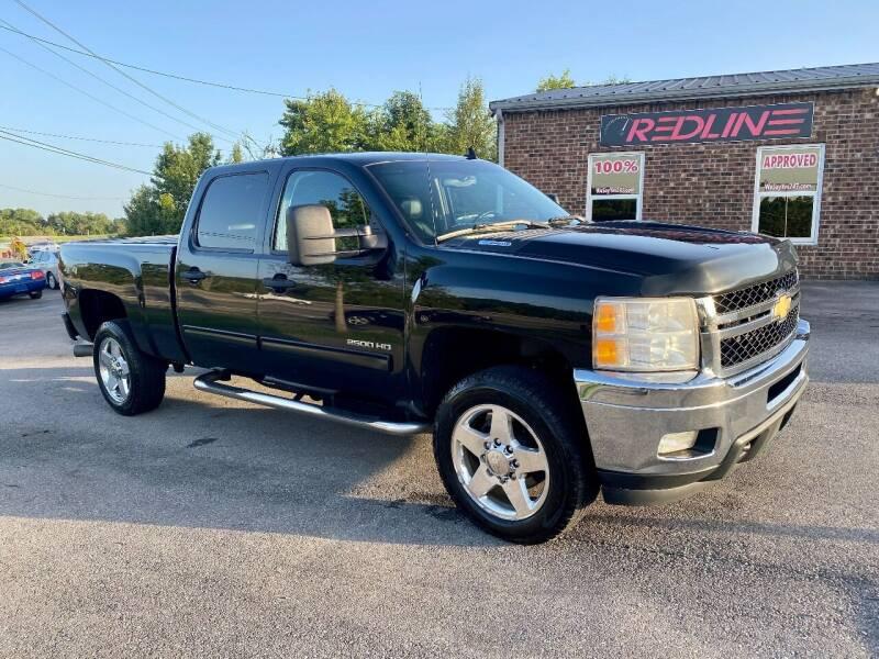 2011 Chevrolet Silverado 2500HD for sale at Redline Motorplex,LLC in Gallatin TN