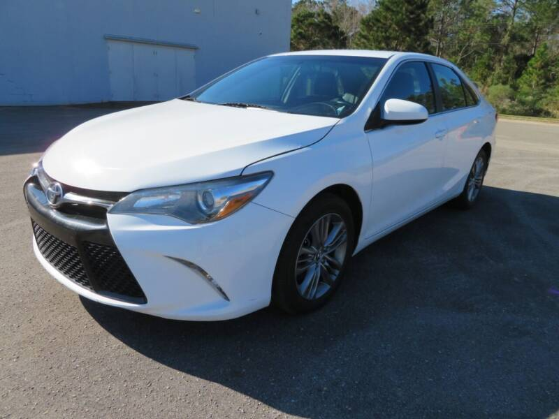 2015 Toyota Camry for sale at Access Motors Co in Mobile AL