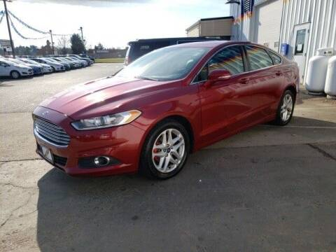 2014 Ford Fusion for sale at BuyFromAndy.com at Hi Lo Auto Sales in Frederick MD