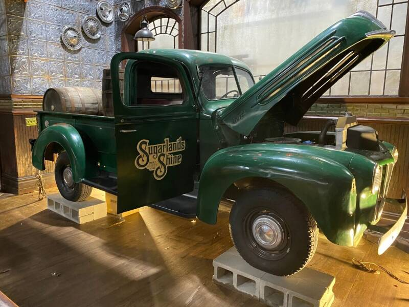 1947 Ford SOLD / SOLD F-100 for sale at AB Classics in Malone NY