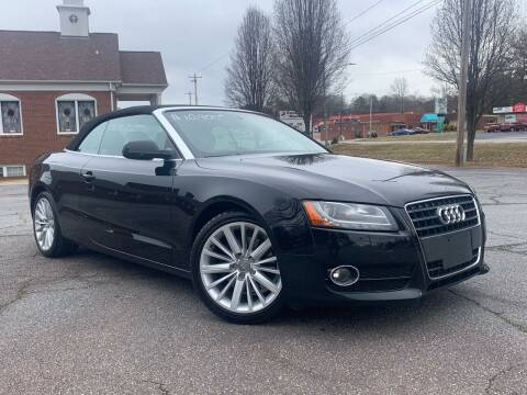 2011 Audi A5 for sale at Mike's Wholesale Cars in Newton NC